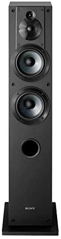 Sony Single Floor-Standing Speaker (3-Way) - Tower Speakers