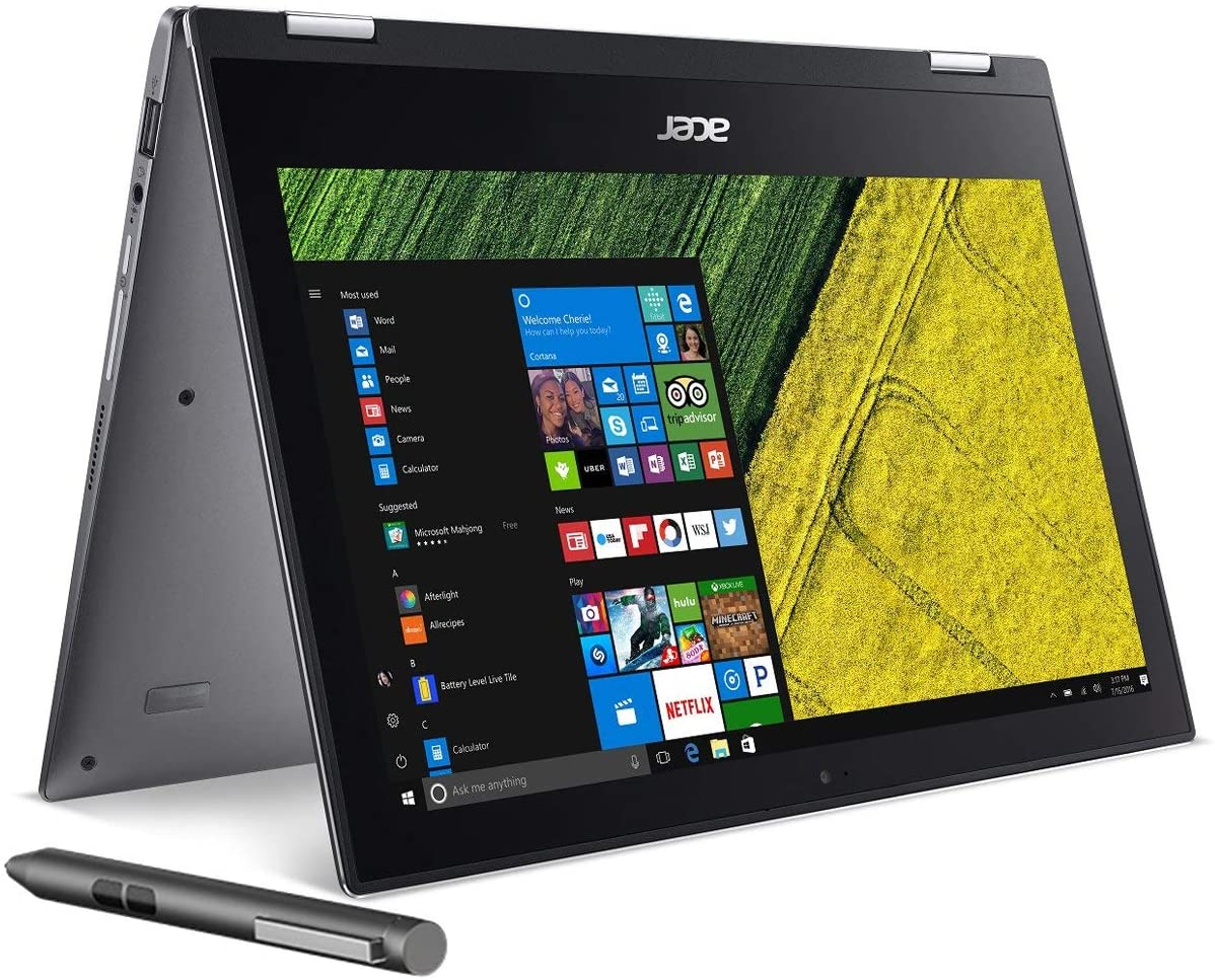 Newest Renewed Acer Convertible 2-in-1 UltraBook-11.6in FHD(1920 x 1080) IPS Touchscreen - Mini Laptops