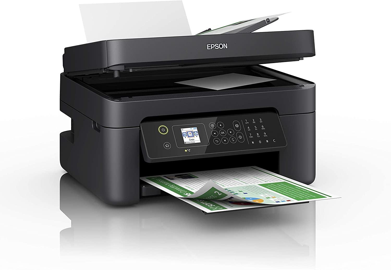 Epson WorkForce WF-2810DW - Affordable Printers