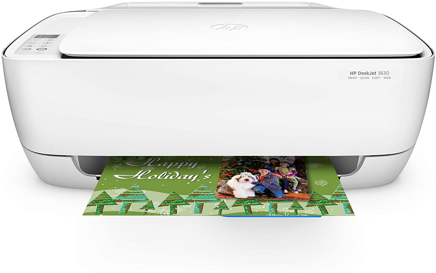 HP Deskjet 3630 Wireless All-in-One Printer - Affordable Printers