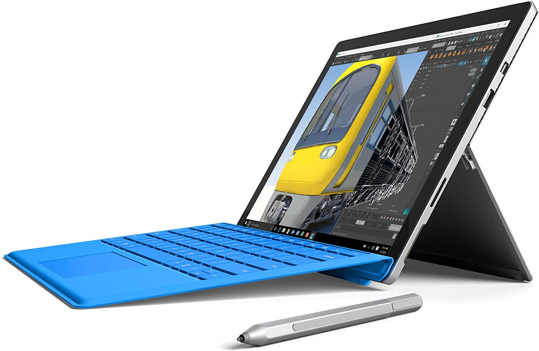 4. Microsoft SURFACE PRO 4 Mini Notebook - Mini Laptops