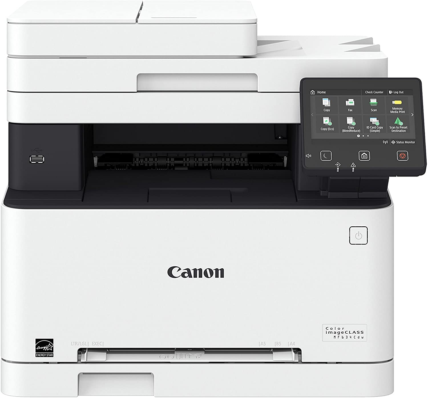 Canon Color imageCLASS MF634Cdw - Affordable Printers