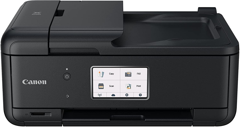 Canon PIXMA TR8550 4-in-1 Printer - Affordable Printers
