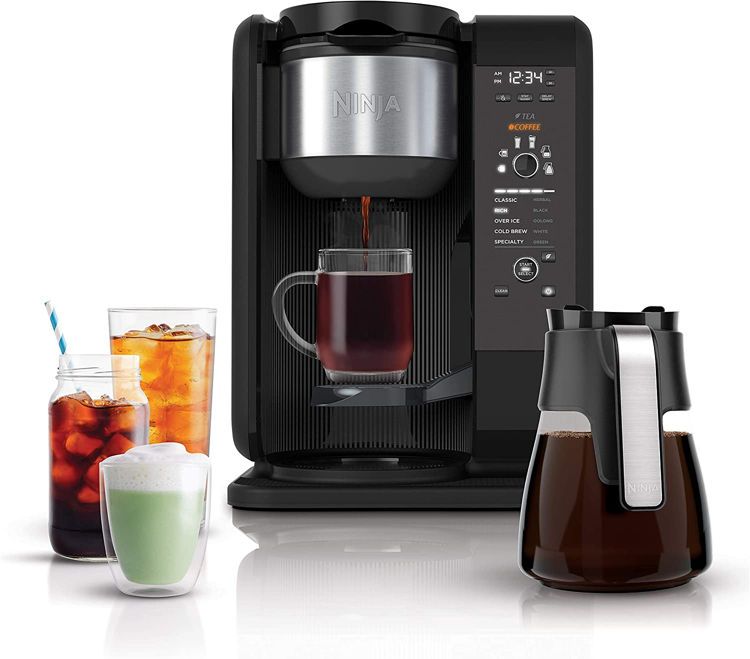 Ninja Hot and Cold Brewed System