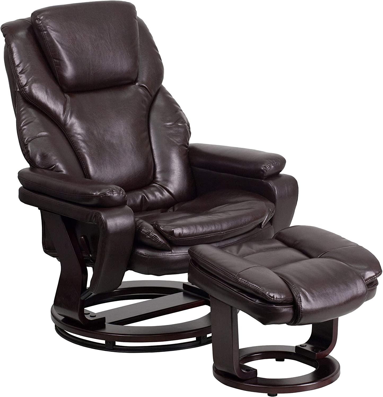 FandF Furniture Group 42-inch Swivel Armchair