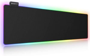 RGB Gaming Mouse Pad by UtechSmart