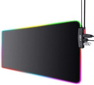 XXL RGB Gaming Mouse Pad by GIM