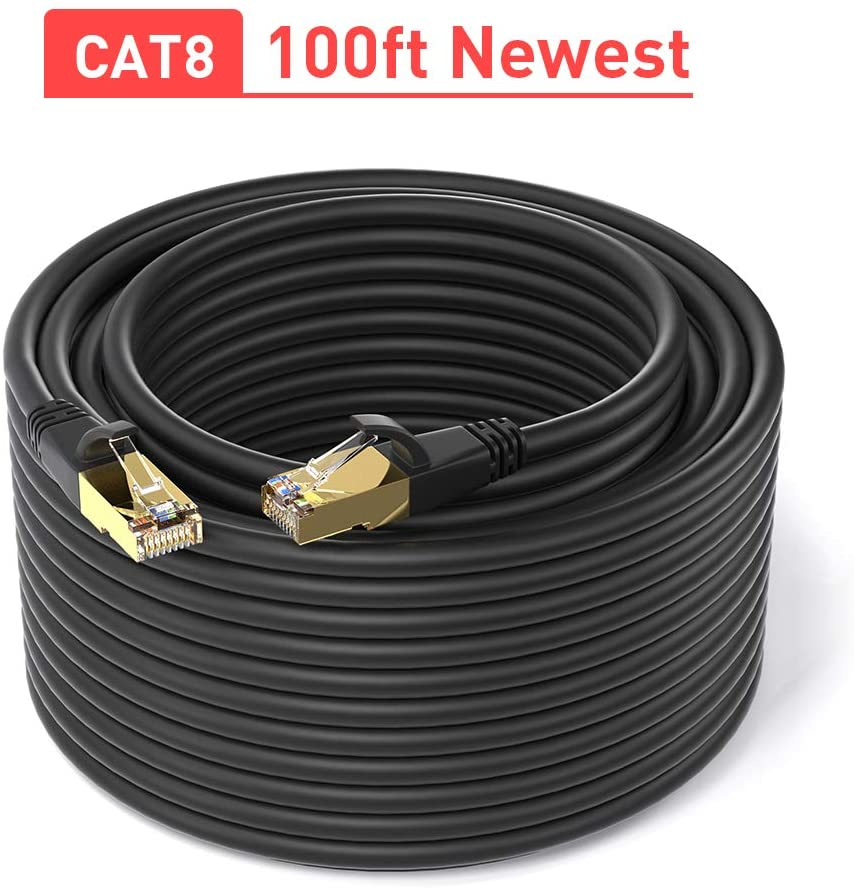 Cat8 Ethernet Cable by DbillionDa