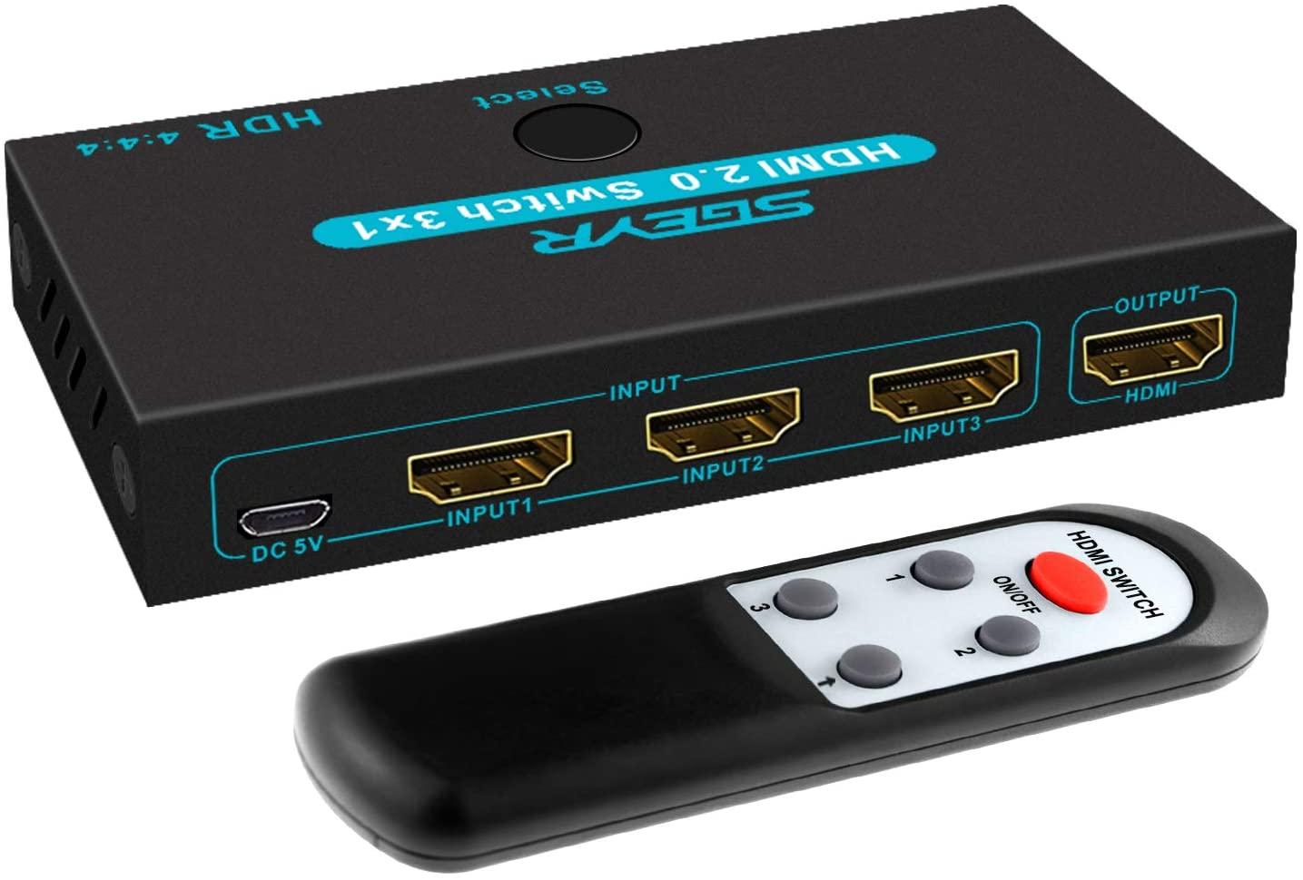 SGEYR HDMI Splitter