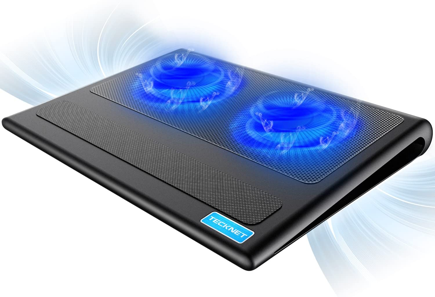 Cooling Pad - N5 by TECKNET - Laptop Cooling Pads