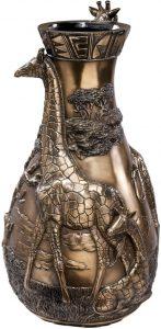 XoticBrands African Wildlife Giraffe Sculpture
