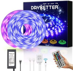 LED Strip Lights by DAYBETTER