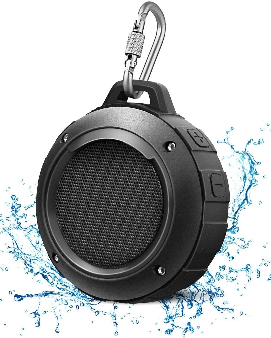 Outdoor Waterproof Bluetooth Speaker by Kunodi