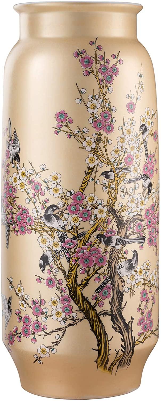 Ufengke Plum Blossom Floor Vase