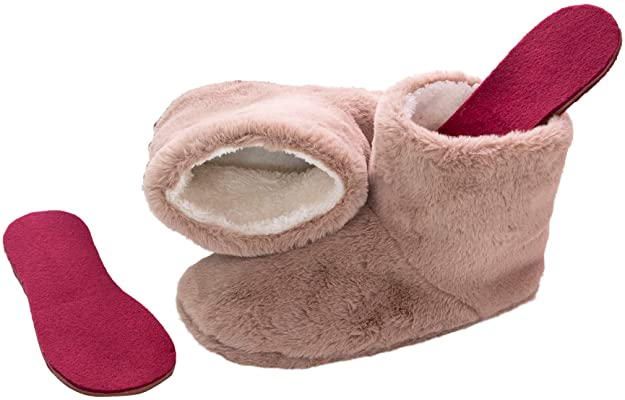 Snookiz Heated Slipper Boots