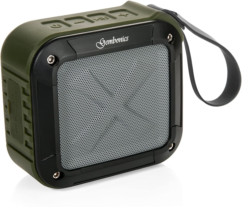 IP 65 Wireless Bluetooth Speaker by Gembonics
