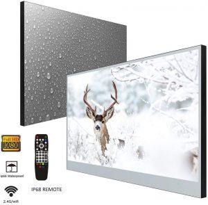 Elecsung 32inch Smart Mirror TV