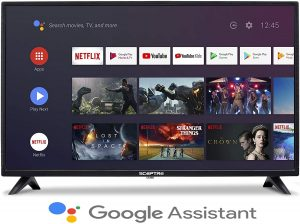 Sceptre Android TV A322BV-SRC