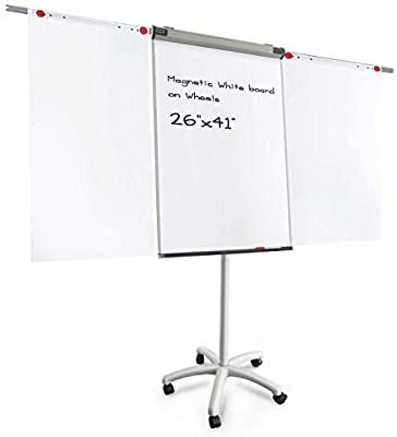 Masters of Boards Wheeled Whiteboard