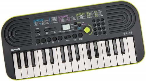 Casio SA-46: The Best Keyboard for Kids