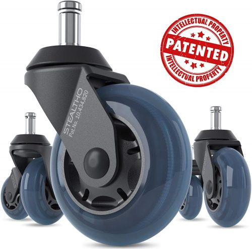 Stealtho Replacement Wheels