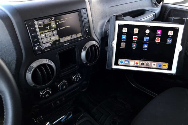 iPad Car Mounts