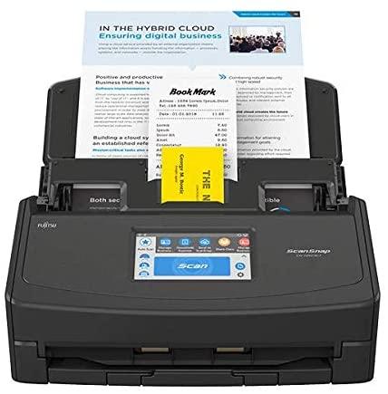 Fujitsu ScanSnap Scanner Duplex