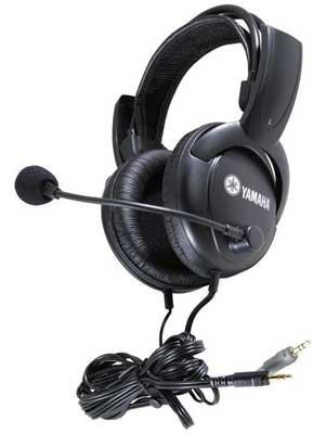 Yamaha Headset With Mic