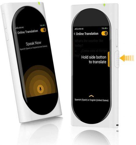 Langogo Genesis Translator Devices