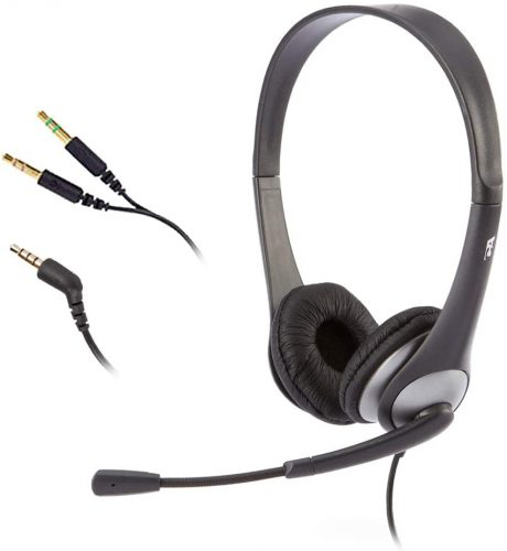 Cyber Acoustics Headsets With Mic