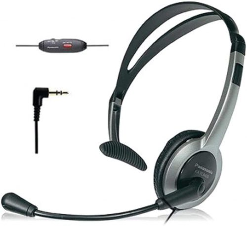 Panasonic Headsets With Mic
