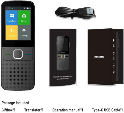 Language Translator Devices