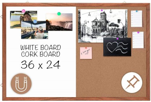 Wood Frame Combo Board