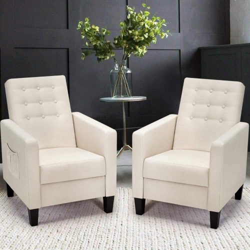 ECOTOUGE Recliner Sofa Chair