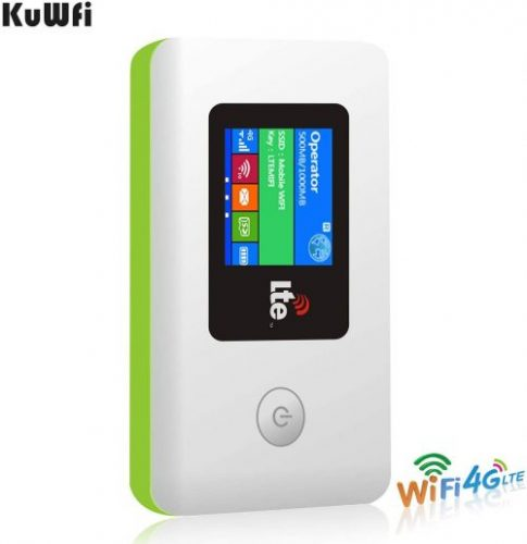 KuWFi 4G LTE Travel Router