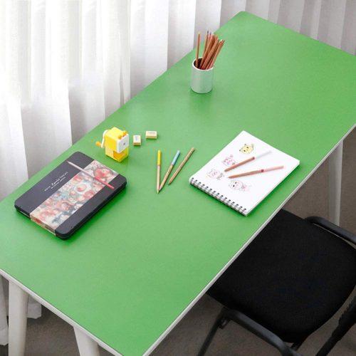 Large Pu Leather Desk Desk Pad