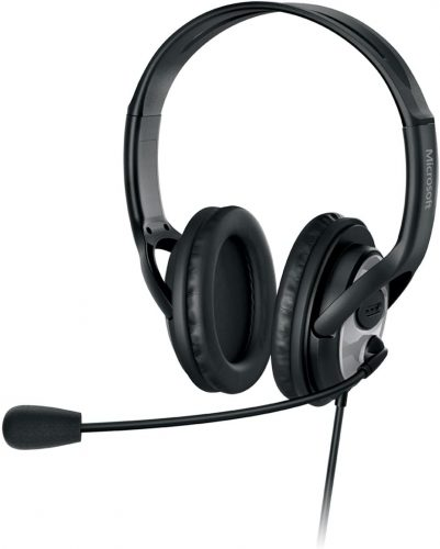 Microsoft LifeChat Headsets With Mic