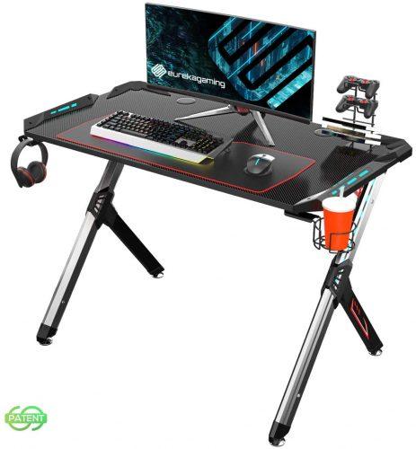 EUREKA ERGONOMIC Gaming Desk