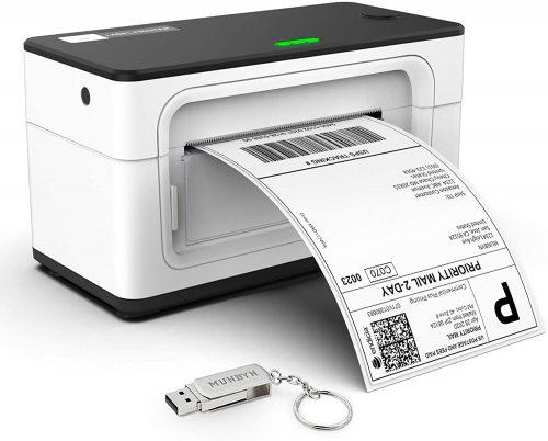 MUNBYN USB Upgrade Label Printer
