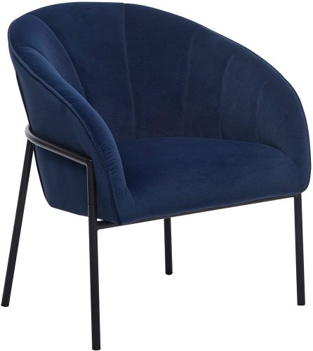 ULTIFIT Velvet Accent Chairs