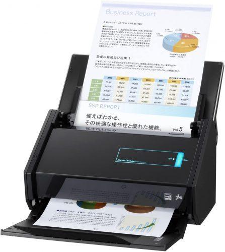 Fujitsu ScanSnap Scanner Color Duplex