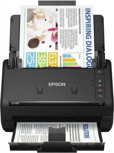 Epson WorkForce Scansnap Scanner