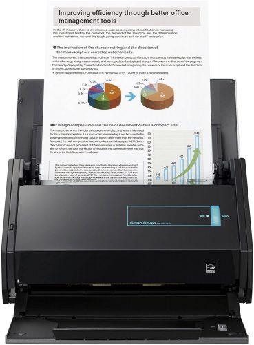 Fujitsu ScanSnap iX500 Color Duplex