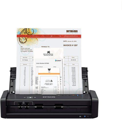 ES-300WR Wireless Scanner