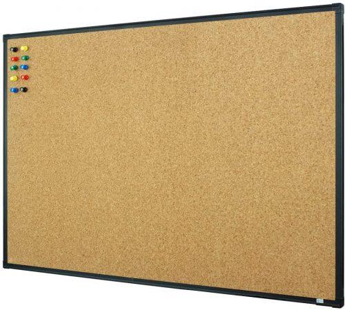 Lockways Bulletin Cork Pinboard