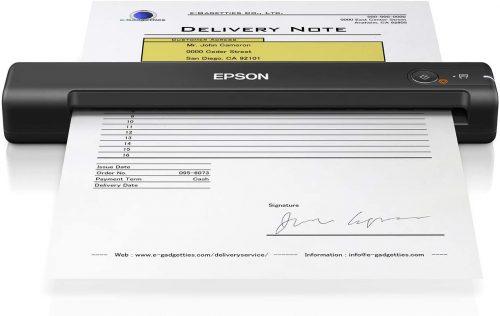 Epson Portable Printer Scanner