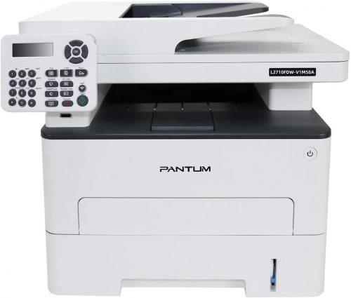 Pantum Portable Printer Scanner
