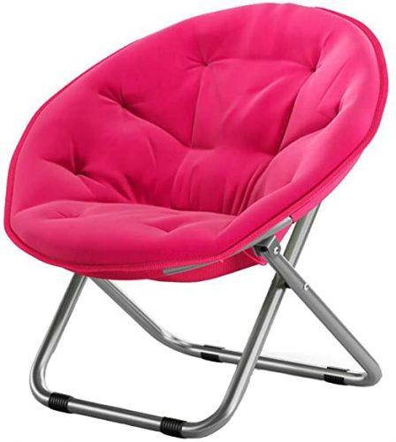 HFJKD Folding Round Chair