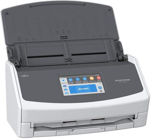 Fujitsu Portable Printer Scanner