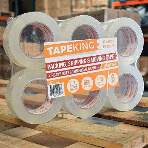 Tape King Heavy Duty Sealing Adhesive
